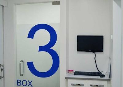 Puerta del Box 3