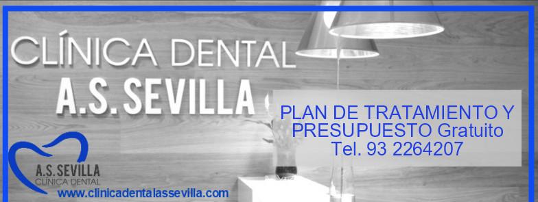 Clínica dental A.S. Sevilla tu dentista de CONFIANZA